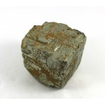 Natural Pyrite Cube - Sacred Geometry in Nature
