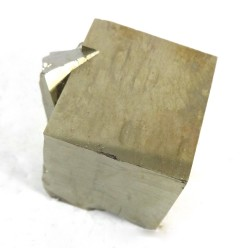 Natural Pyrite Rectangle Cube