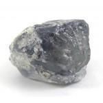 Blue Tourmaline in Quartz Crystal