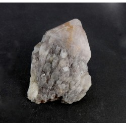 Twin Candle Quartz Multi Point