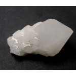 Snow Candle Angled Quartz Point