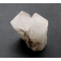 Candle Quartz Twin Crystal Point