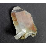 Iron Chlorite Inclusion in Quartz Point