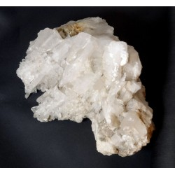 Large Quartz and Faden Crystal Cluster