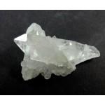 Himalayan Double Terminated Crystals Quartz Cluster