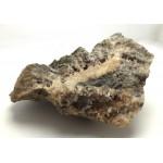 Multiple Quartz Crystal Seam