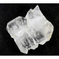 Rectangle Faden Quartz Crystal