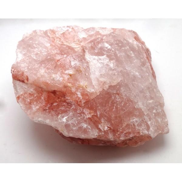Hematite Red Quartz Crystal Slab
