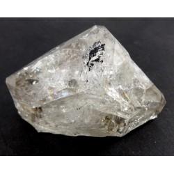Larger Genuine Twin Herkimer Quartz Diamond Part Crystal