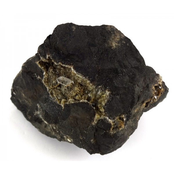 Merthyr Diamond in Matrix Welsh Quartz