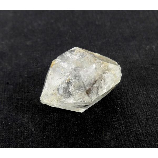 Compact Clear Diamond Quartz