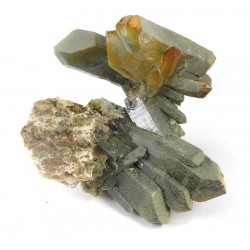 Chlorite Quartz Flying Formation