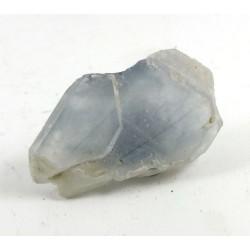 Blue Quartz with Indicolite