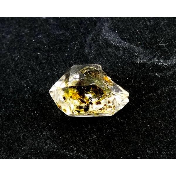 Rare Quartz Crystal with Oil Inclusion