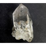Bright Clear Quartz Point