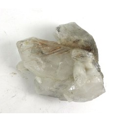 Rutilated Quartz with Inclusions