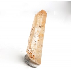 Light Golden Healer Quartz Point