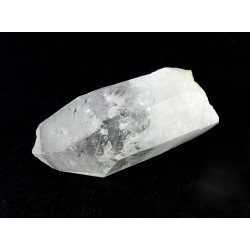 Chunky Lemurian Style Bright Clear Quartz Point