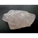 Rose Quartz Gemmy Crystal Chunk