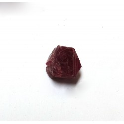 Ruby Crystal From Tanzania