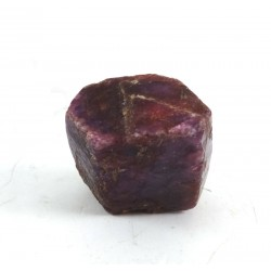Nice Colour Indian Ruby Larger Crystal