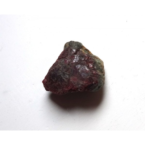 Ruby in Zoisite Crystal formation