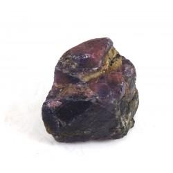 Red Blue Purple Sapphire Crystal