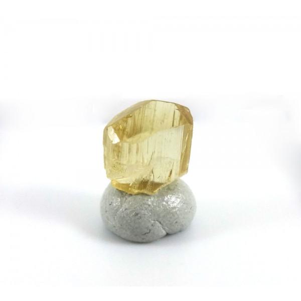 Yellow Scapolite Crystal Specimen