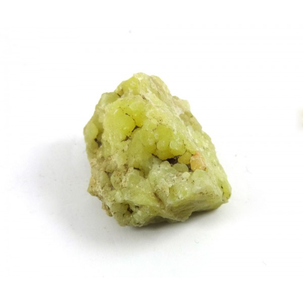 Green Smithsonite Formation from Ireland