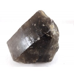 Brazilian Smokey Quartz part Hexagonal Chunk