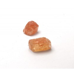 Brazilian Imperial Topaz 2 Crystals