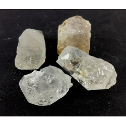 Himalayan Champagne and Natural Topaz Bag of 4