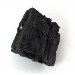 Black Tourmaline Crystal Section