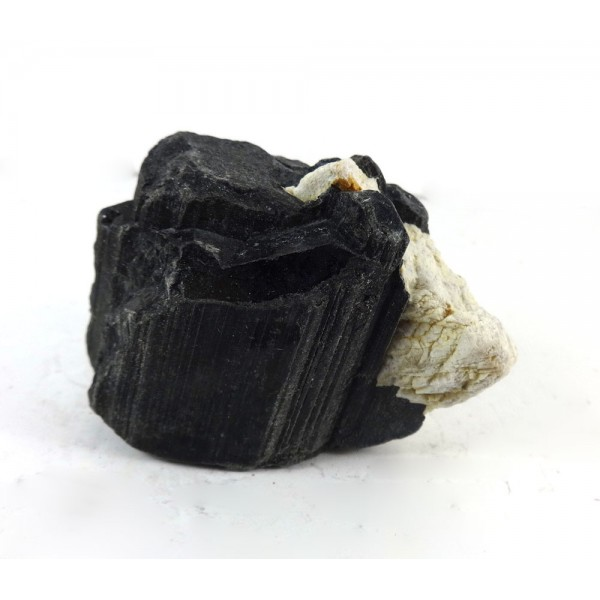 Black Tourmaline Crystal Section