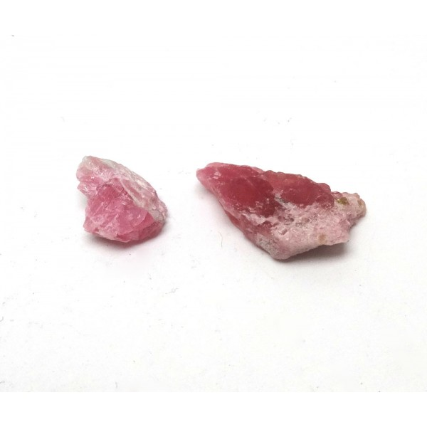 Pink Tourmaline Pieces