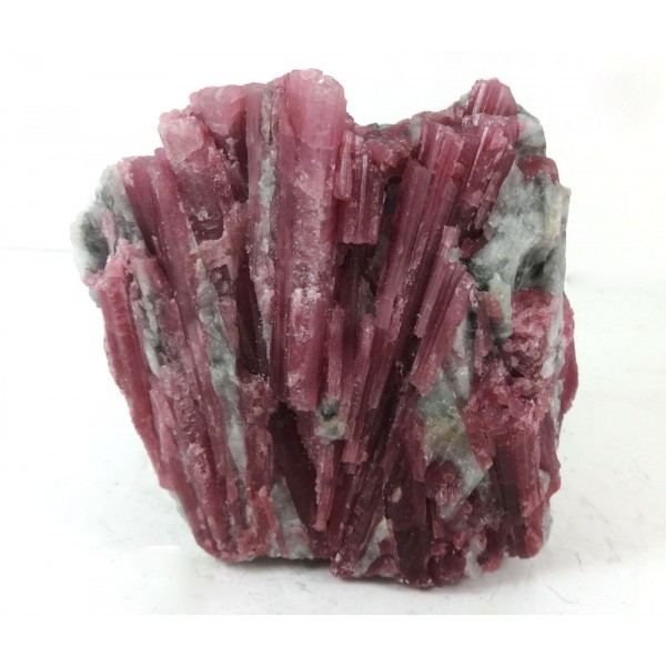 Pink Rubellite Tourmaline Spray