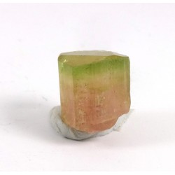 Colourful Watermelon Tourmaline Crystal from Kashmir