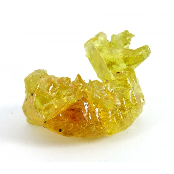 Yellow Orange Zincite Formation