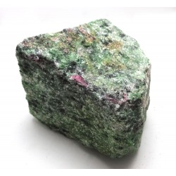 Ruby in Zoisite Crystal Piece