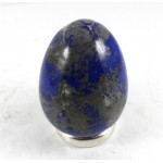 Blue Lapis Lazuli Egg