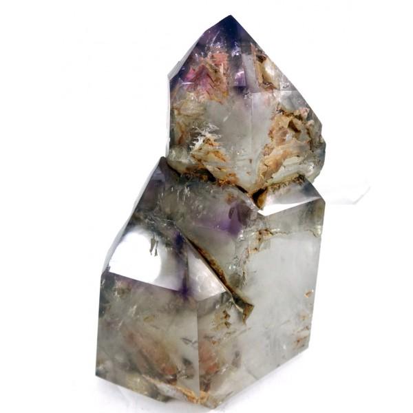 Smokey Amethyst Freeform Point