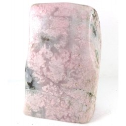 Pink Clinozoisite Polished Centrepiece