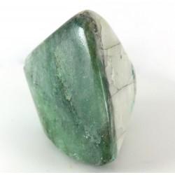 Polished Emerald Pebble