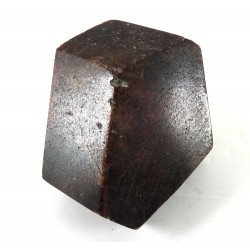 Garnet Nugget with Polished Faces