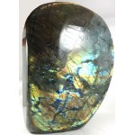 Polished All Over Labradorite Colourful Centrepiece