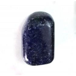 Dark Lapis Lazuli Freeform Pebble