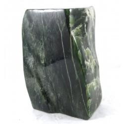 Deep Green Nephrite Centrepiece