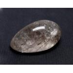 Rutile Quartz Pebble Lens