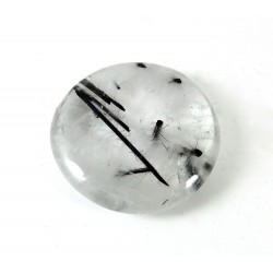 Tourmalinated Quartz Palmstone
