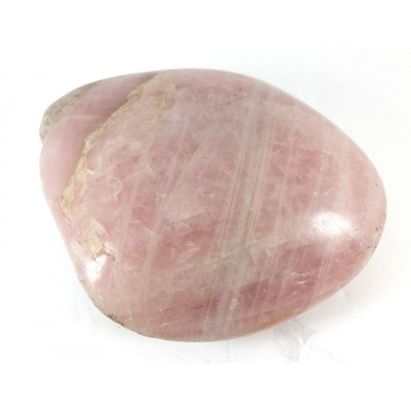 Chunky Rose Quartz Polished Gnarly Boulder